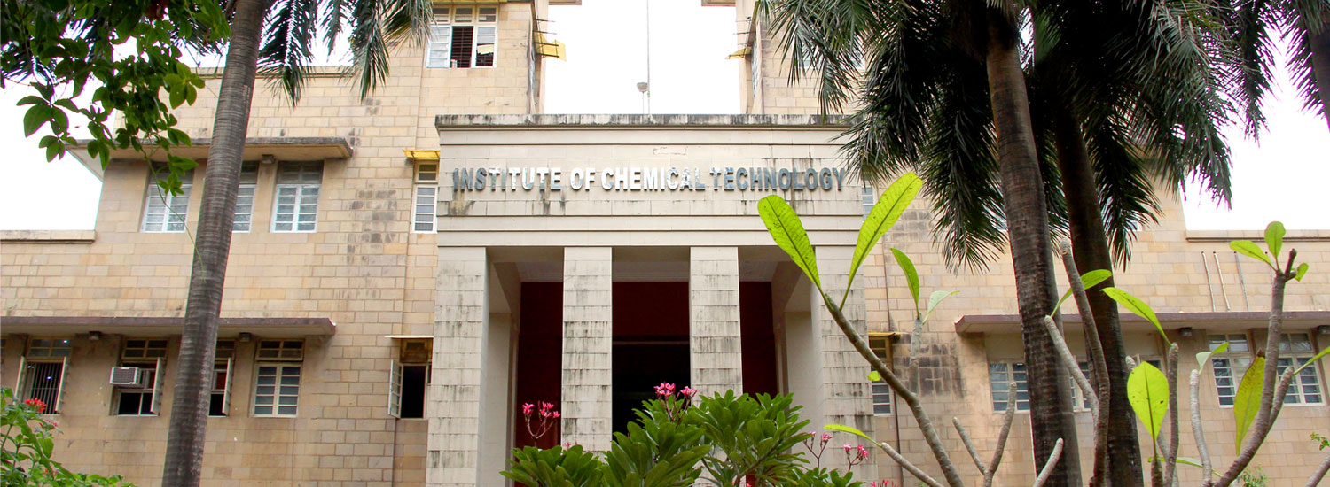 Image result for ICT Mumbai is an institute of chemical technology